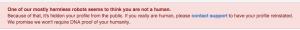 GitHubから人間扱いされなかった図